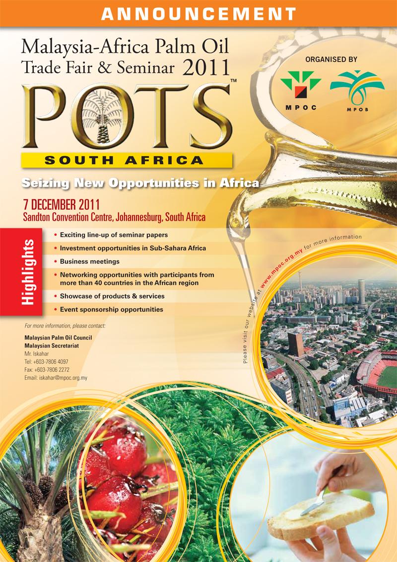 POTS Africa 2011
