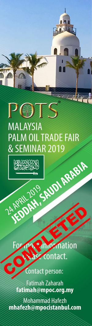 POTS Saudi Arabia 2019